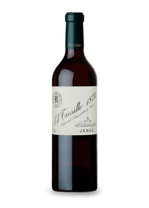 Amontillado Viejo El Tresillo 1874