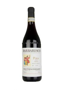 Barbaresco Pora 2013