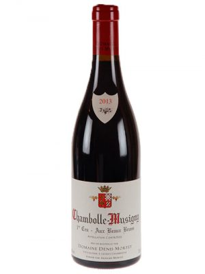 Chambolle Musigny Beaux Bruns 2013