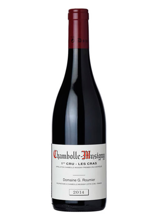 Chambolle Musigny Les Cras 2014 Roumier