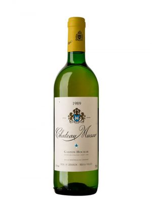 Chateau Musar Blanco 1989