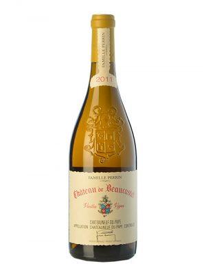 Chateauneuf-du-Pape Roussanne Vielles Vignes 2011