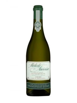 Methode Ancienne Chardonay 2012