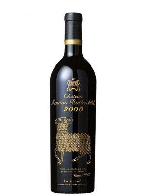 Pauillac-2000-Mouton-Rothschild